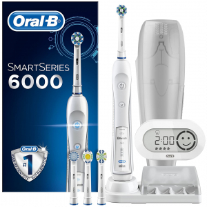 Oral-B SmartSeries 6000 CrossAction Electric Toothbrush