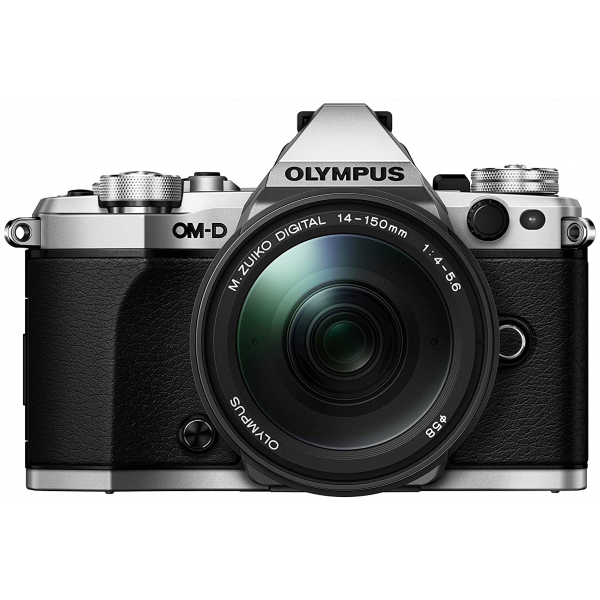 Olympus OM-D E-M5 Mark II Weather Sealed Kit with 14-150mm Lens