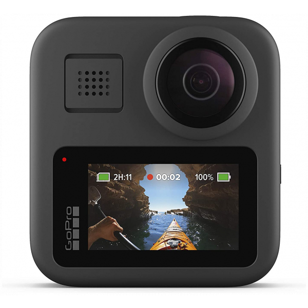 GoPro MAX Waterproof 360 + Camera with Touch Screen
