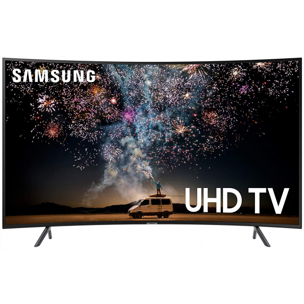 """Samsung Curved 55"""" 4K UHD 7 Series Ultra HD Smart TV with HDR"""