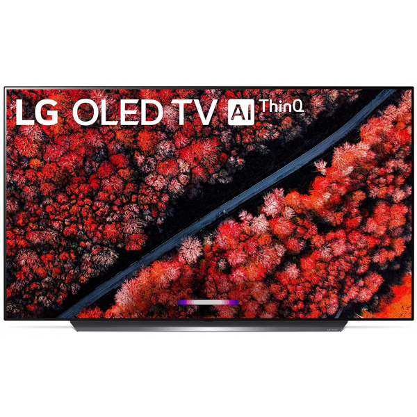 """LG Smart OLED TV - 65"""" 4K Ultra HD with Alexa Built-in"""