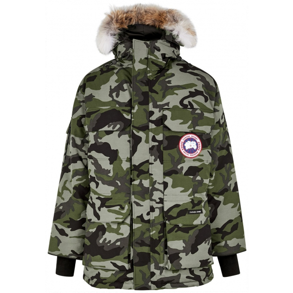 Canada Expedition Camouflage Arctic-Tech Parka