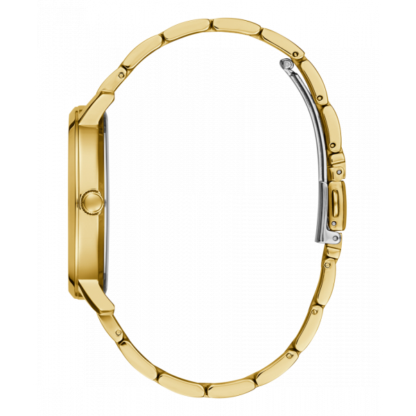 Guess Gold Tone Stainless Steel