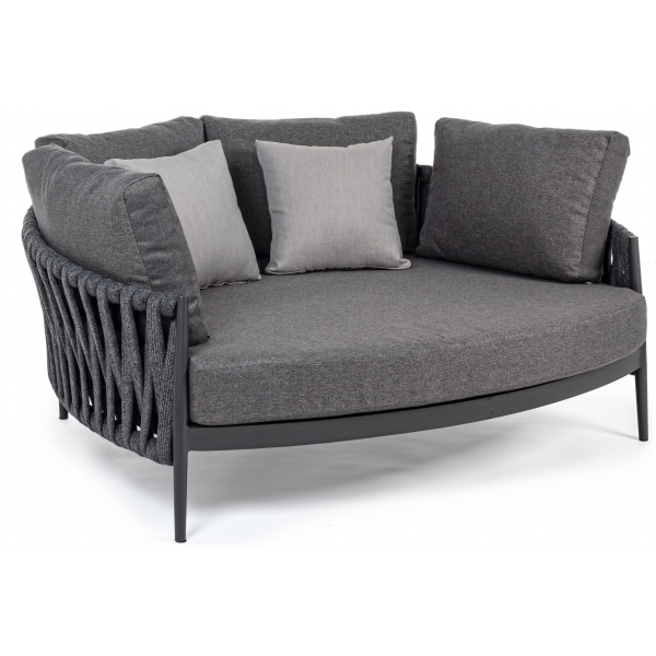 Garden Daybad With Cushions