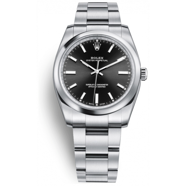 Rolex Oyster Perpetual 39 Black