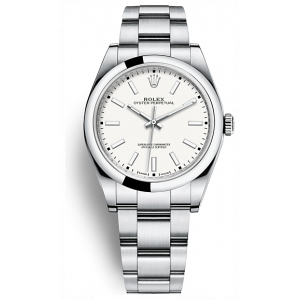 Rolex Oyster Perpetual 39 White
