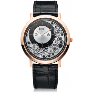 Piaget Altiplano 41mm 18K Red Gold